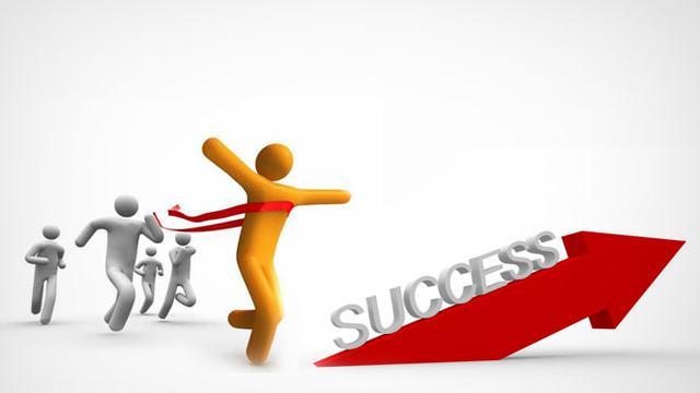 Ilustrasi Sukses Dunia Digital Marketing