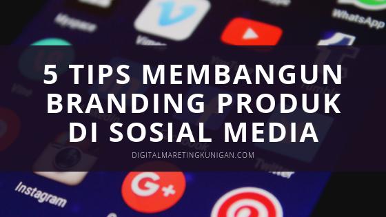 branding sosial media